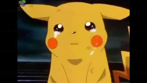 imagenes llorando para blackberry pikachu llorando pikachu crying youtube