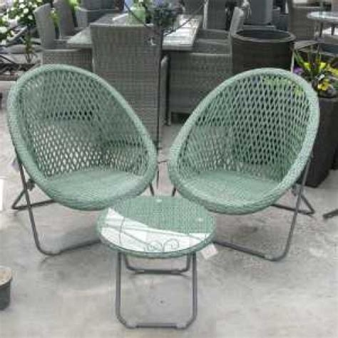 basket weave garden chairs cheap basket company rattan folding chair and table