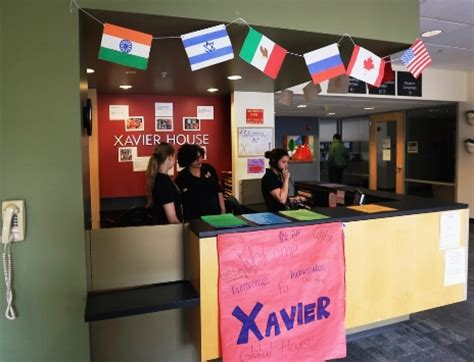 seattle u help desk front desks services and amenities housing and