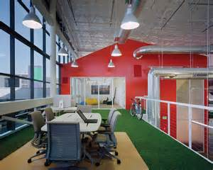 Google Office Tour by Clive Wilkinson Architects Google Headquarters