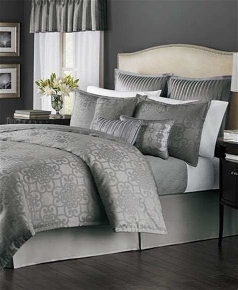 california king comforter only martha stewart collection savannah graphite 22 piece