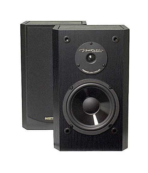 buy bic america dv62si bookshelf speaker pair black