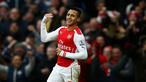 alexis sanchez goals video alexis sanchez arsenal goal com