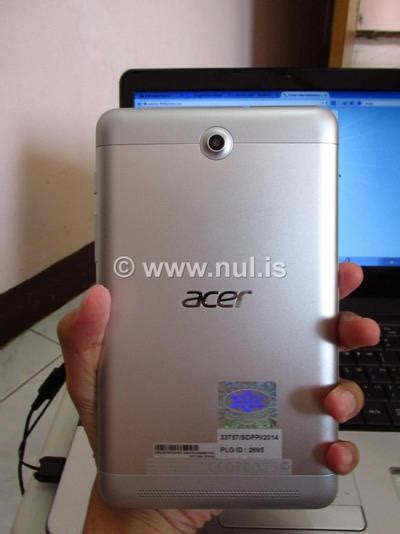 Baterai Tablet Acer Iconia Tab 7 review tablet android acer iconia tab 7 nulis