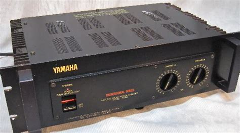 Power Lifier Yamaha bibb technical services yamaha p 2100 power lifier
