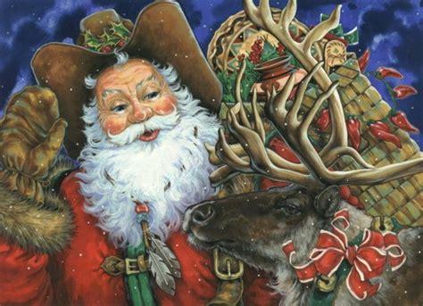 C Nel Boy 228 228 best images about cowboy santas on