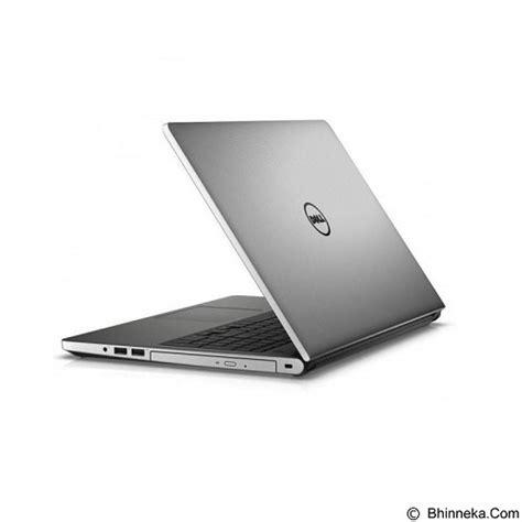 Laptop Dell Di Bhinneka jual dell inspiron 14 5468 i7 7500u silver