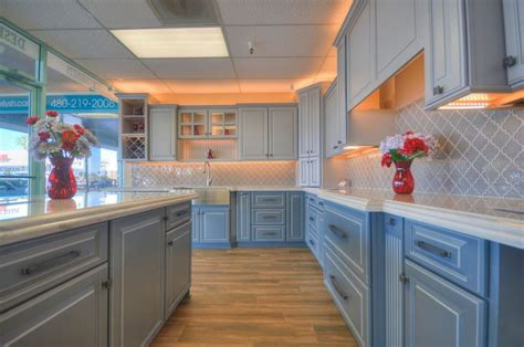 discount kitchen cabinet remodeling showroom east valley
