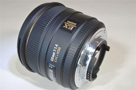Sigma 50mm F1 4 Ex Dg Hsm sigma 50mm f1 4 ex dg hsm for canon a0154 superb japan