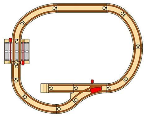 brio track plans brio wooden railway blog