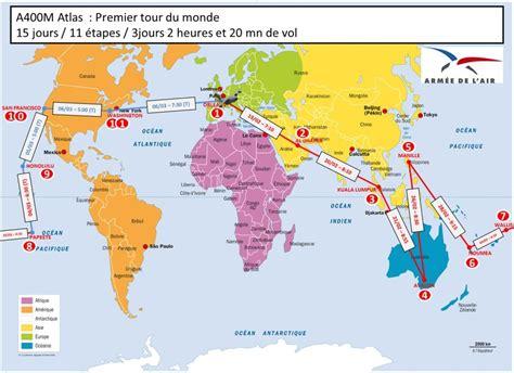 Atlas L by Le Tour Du Monde De L A400m Atlas