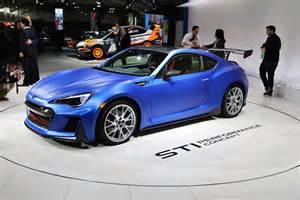 2015 Subaru Brz Limited Nyias 2015 Highlight Das Subaru Brz Sti Concept Mein