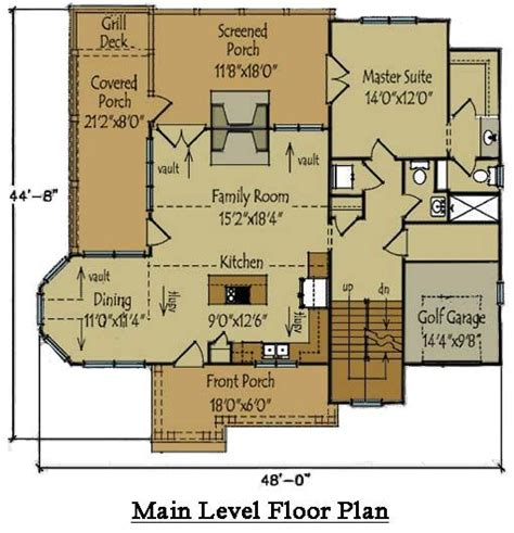 floor plans for cottage style homes 17 best images about cottage house design foothills