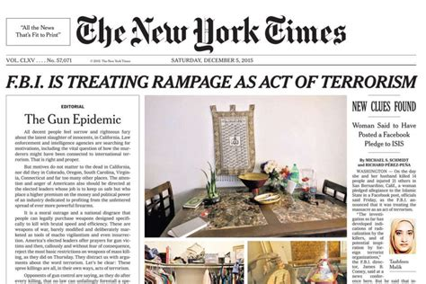new york times new york times calls gun laws national in