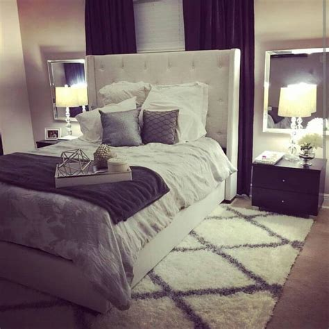 bed decor cozy bedroom decor ideas for newly wed couple