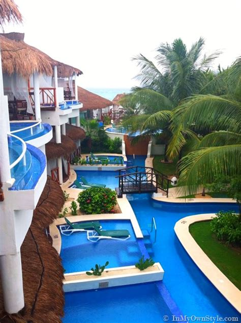 swim up rooms all inclusive resorts my trip to the riviera in mexico in my own style