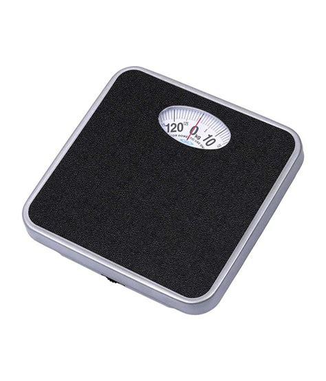 venus analog black bathroom weighing scale buy venus