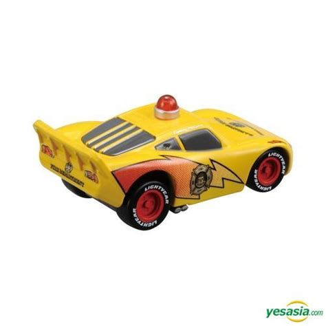 Tomica Cars C 31 Rescue Go Go Lightning Mcqueen Kuning Takara Tomy yesasia tomica 汽車總動員 tomica c 31 rescue go go lightning mcqueen patrol type tomy車仔