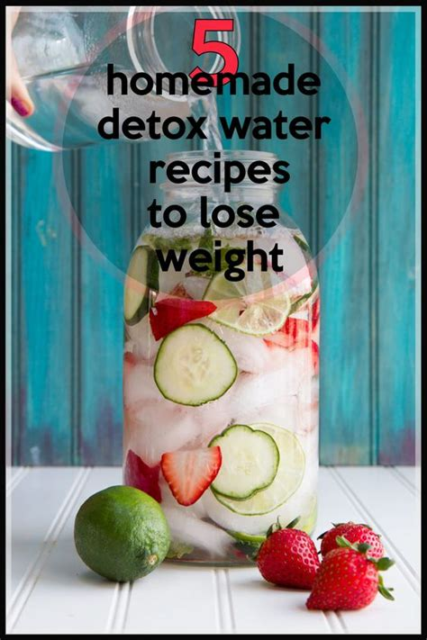 Detox Diet To Lose Weight by Detox Detox Waters And Water Recipes On