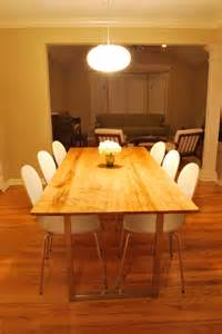 Diy Dining Room by Diy The Perfect Dining Room Table The Suburban Urbanist