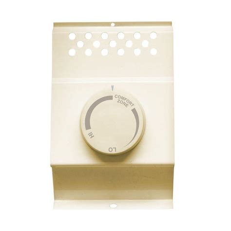 single pole electric heat thermostat cadet single pole electric baseboard mount mechanical