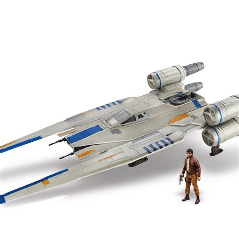 Wars Rebel U Wing Fighhter Nerf Disney Hasbro go rogue toys books and more available for pre order now starwars
