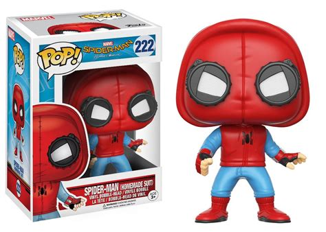 Spiderman Homecoming Sweepstakes - pop marvel spider man homecoming spider man homemade suit funko