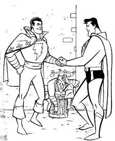 Robin batman and superman coloring page super hero movie