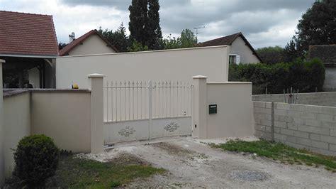 Murs De Cloture by Murs De Cloture Mur Et Clture Gabion Ides Pour Le Jardin