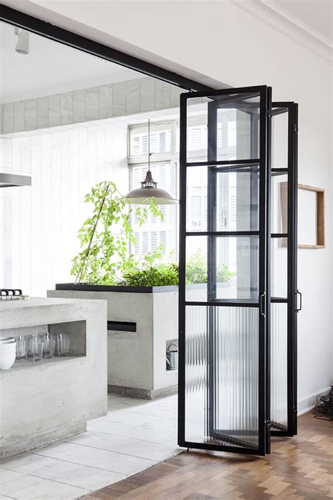 Folding Steel Doors by 10 Ways To Make A Room Brighter Swoon Worthy