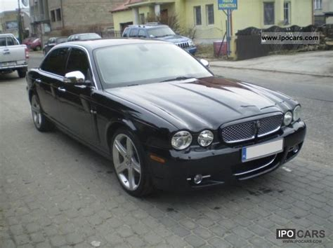 2008 jaguar xj8 xj8l car photo and specs