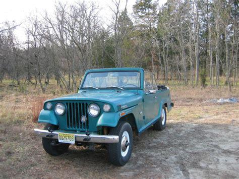 1970 jeep commando for sale 1970 jeepster commando convertable classic jeep commando