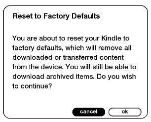reset vivosmart 3 to factory settings how do i reset my amazon kindle dx to factory defaults