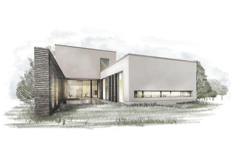 architektur zeichnen visualisierung2 wohnhaus leipzig entwurf betz no render