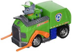 paw patrol rocky recycling truck toy baby supplies