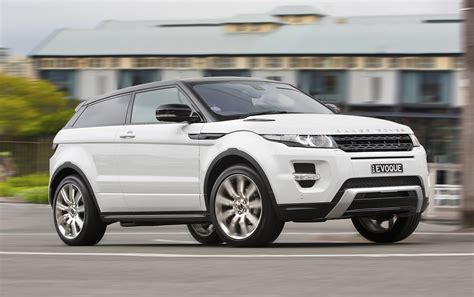 ranger land rover range rover evoque review photos caradvice
