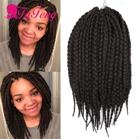 box braid hair pack crotchet braids box braids hair extensions 85g pack