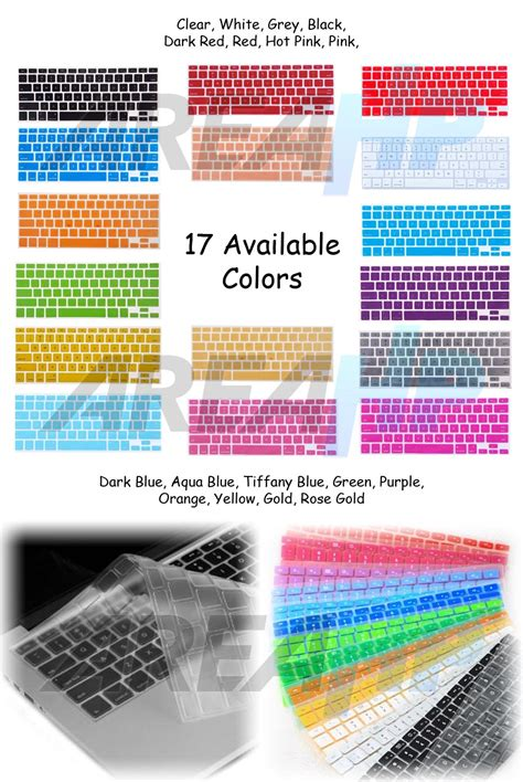 Diskon Keyboard Protector Army Macbook Pro Unibody 13 3 Inch areahp keyboard protector macbook pro unibody 15 4 inch