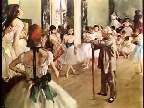 artist biography documentary edgar degas art of the impressionists artist history