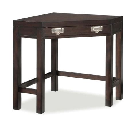 Corner Desk Table Top Home Styles City Chic Corner Top Desk Table Qvc