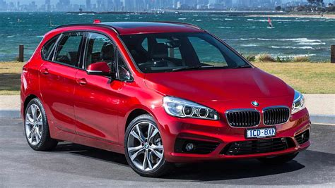 bmw 218d active tourer 2015 review carsguide