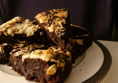 Brownies Alpukat Broklat resep brownies alpukat panggang browniesalpukat oleh levina soetyono cookpad