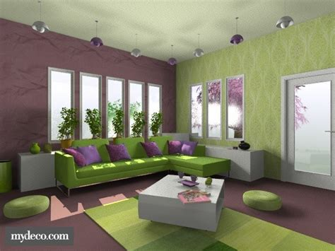 Interior Home Colours Living Room Color Combinations With Modern Green Colors Inspirations Livingroom Design Ideas In