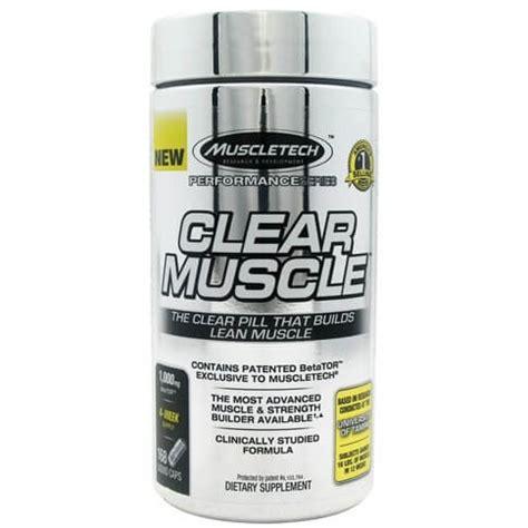 jual suplemen muscletech clear