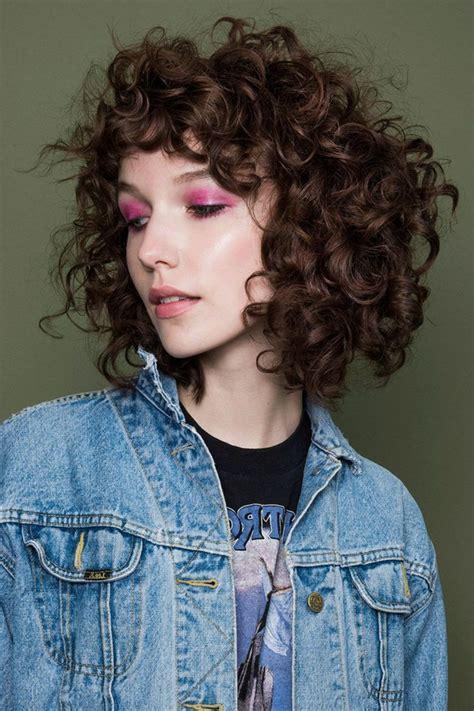 corte pelo rizado mujer cortes de pelo corto y rizado para mujer aqu las mejores