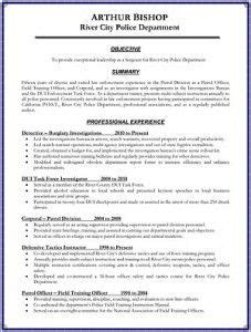 25 Unique Police Officer Resume Ideas On Pinterest Police Officer Training Commonly Asked Enforcement Resume Template