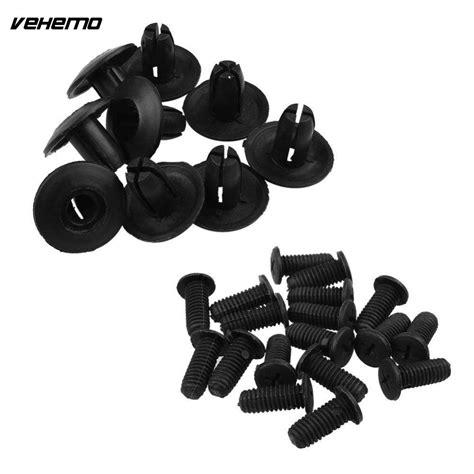 buy vehemo pcs mm car hole plastic