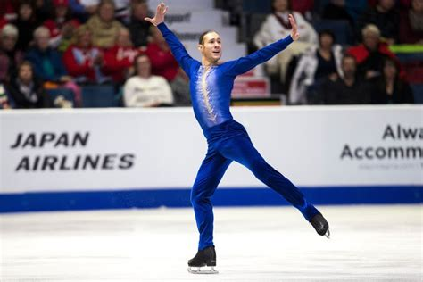 Skater Hamilton His A Boy by Style Skate Canada International 2017 Costumes