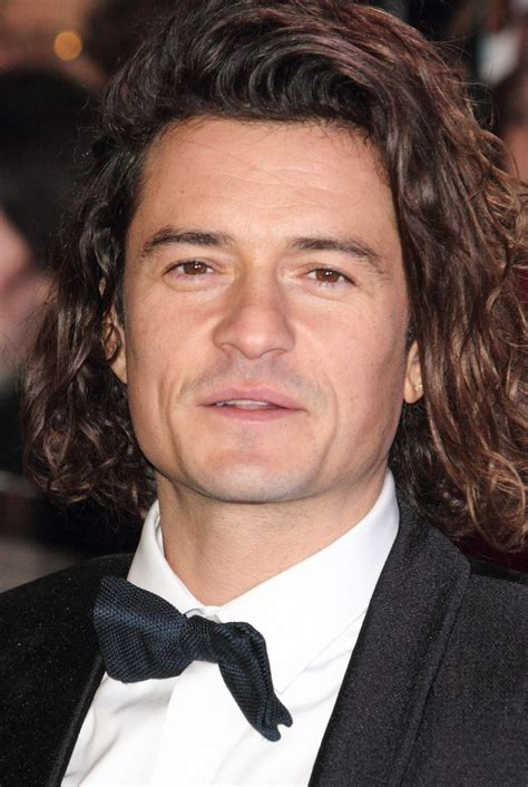orlando bloom inspired hairstyles