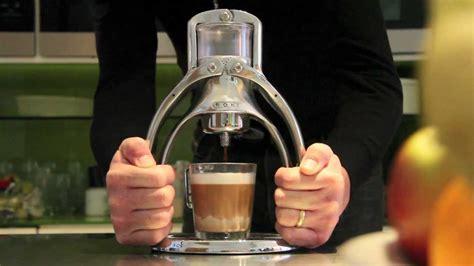 Rok Coffee rok espresso maker latte